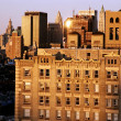 Afternoon Downtown Manhattan — Stock Photo
