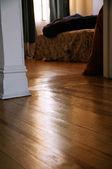 Looking into Bedroom — Foto Stock