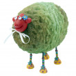 Royalty-Free Stock Photo: A cute sheep doll