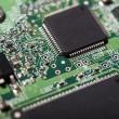 Hard Drive Electronic Board - Stock Photo