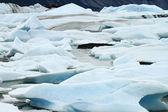 Melting Glacier — Foto de Stock