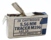 Rifle Cartridges Pack — Stock Photo