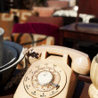 Stock Photo: Vintage Telephone