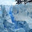 Part of a glacier — Foto Stock