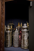 Torah Scrolls Cabinet — Stock Photo