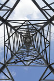 Pylon Abstract — Stock Photo