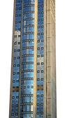 孤立した超高層ビルの抜粋 — ストック写真