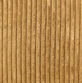 Corduroy Fabric Texture - Light Brown — Stock Photo
