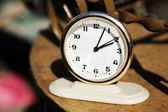 Soviet Clock — Stock Photo