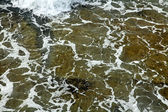 Gushing Sea — Stock Photo