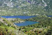 A small lake — Zdjęcie stockowe