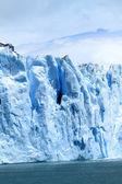 Part of a glacier — Stock Photo
