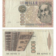 Постер, плакат: Discontinued Italian 1000 Lire Money Note