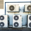 Royalty-Free Stock Photo: Rooftop Air Handling Units