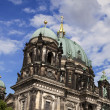 Berliner Dom and  Fernsehturm - Photo