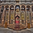 The Katholikon of the Holy Sepulchre — Foto de Stock