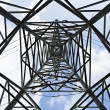 Pylon Abstract - Stockfoto