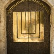 Istanbuli Synagogue Entrance - Stock Photo