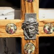Crucifixion Cross — Stock Photo