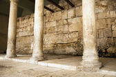 Ancient Main Road in Jerusalem — Stock Photo