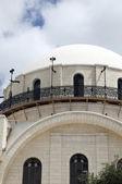 Sinagoga hurva — Foto Stock
