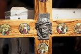 Crucifixion Cross — Stock Photo