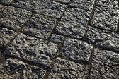 Jerusalem Tiled Road — Stock Photo