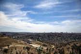 Jerusalem View — Stock Photo