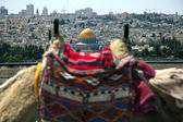 Camel Hump & Dome of the Rock — Foto de Stock