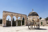 Temple Mount Entrance — Stock Photo