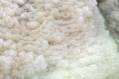Salt Cluster Backgrouns — Stock Photo
