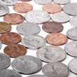 Stock Photo: USA Coins