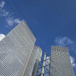 Iconic Skyscrapers Tel-Aviv — Stock Photo #22449171