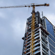 Постер, плакат: High Rise Construction