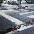 Crosswalk Puddle — Stock Photo #22453825
