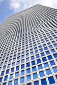 Skyscraper Awe — Stock Photo