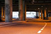 Cadde tünel — Stok fotoğraf