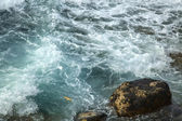 Gushing Sea — Stock Photo