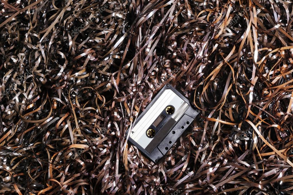 cassette audio enregistrable vierge sur bande magn tique. Black Bedroom Furniture Sets. Home Design Ideas