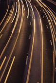 Trafik nehri — Stok fotoğraf