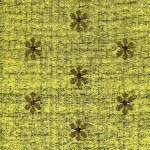 ������, ������: Cotton Fabric Texture Yellow with Khaki Patterns XXXXL