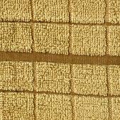 Toalha pano textura - bege único listra — Foto Stock