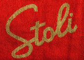 Stoli Towel Cloth — Stock Photo