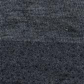织物纹理-深灰色 — 图库照片
