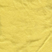 Cotton Fabric Texture - Bright Yellow — Stock Photo