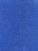 Microfiber Fabric Texture - Blue — Stock Photo