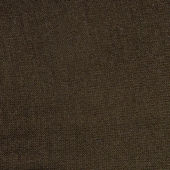 Cotton Fabric Texture - Brown — Stock Photo