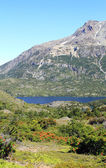 Patagonië landschap — Stockfoto