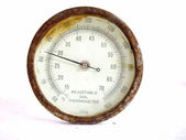 Adjustable Dial Thermometer — 图库照片