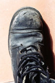 Armén boot — Stockfoto